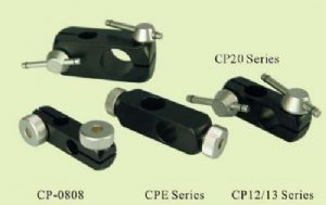 Post clamp for 90° mutual angle - CPE-1212